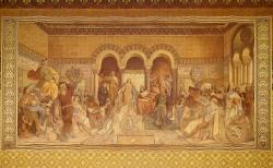 図版12 シュヴィントによるフレスコ画