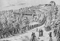 図版17a,b 1817 年ヴァルトブルク祭