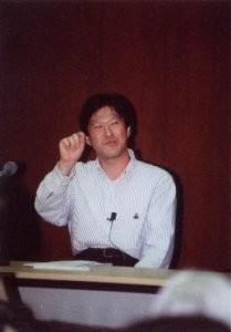 城谷正博氏